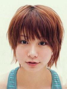 田中美保 髪型