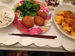桐谷美玲 料理