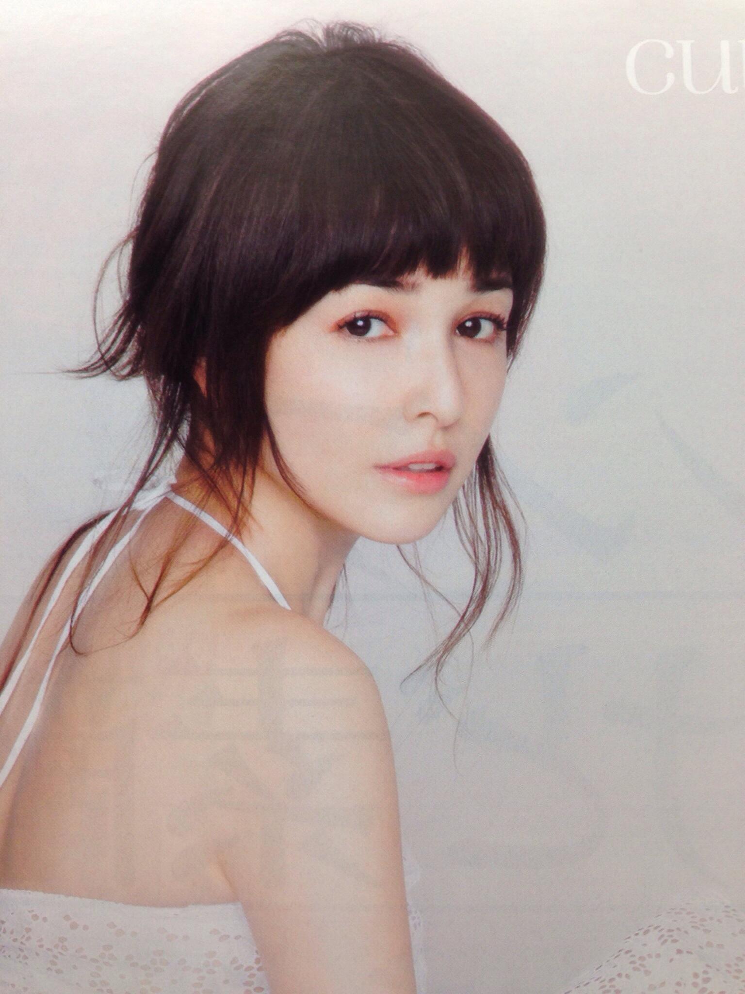 梨花 髪型