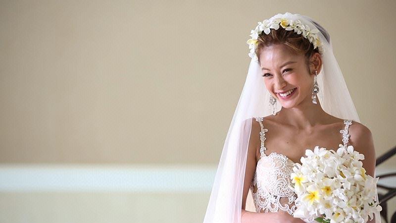 モデル 結婚式